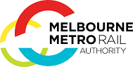 Melbourne Metro Rail Authority logo
