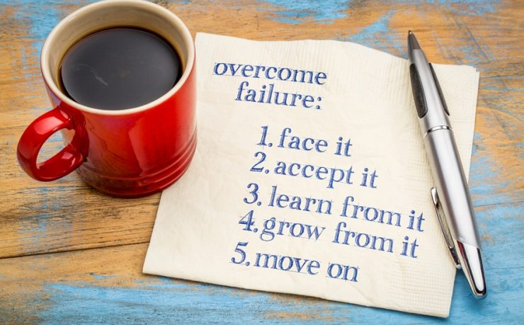 Embracing and learning from failure is core to winning bids and repeat work